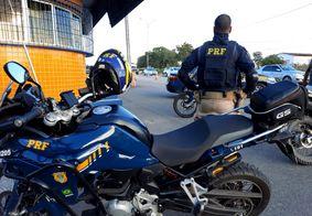 Carnaval 2021: PRF inicia operação nas rodovias federais que cortam a Paraíba