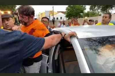 PMs desocupam quartel no Ceará após tiros que feriram ex-governador Cid Gomes