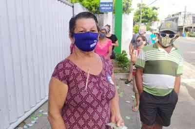Com horário prioritário, idosos vão às urnas em João Pessoa
