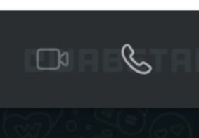 Testes para começar chamadas de voz e vídeo são iniciadas no WhatsApp Web
