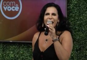 Vídeo: Gretchen relembra os sucessos da carreira