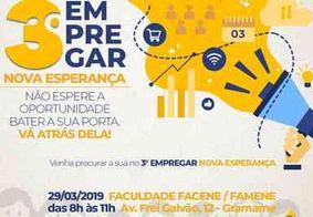 Faculdade promove evento com entrevistas para vagas de emprego em João Pessoa