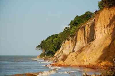 MPF recomenda revisão em obra da barreira do Cabo Branco, em João Pessoa