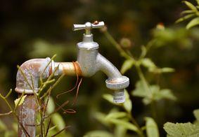 Seis bairros ficam sem água