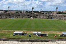 Jogos de futebol em João Pessoa seguirão sem público nos estádios