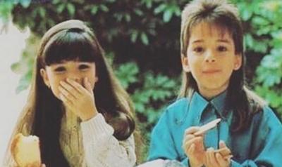 Famosos celebram o Dia das Crianças compartilhando fotos antigas nas redes sociais
