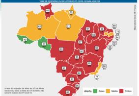 Paraíba tem menor índice de ocupação de leitos do Nordeste