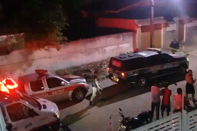 João Pessoa: dupla tenta assaltar residência, vizinho reage e mata um dos suspeitos