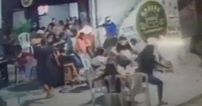 Cenas fortes: câmera flagra momento em que policial rodoviário federal é morto em Recife