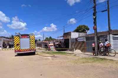 'Ele tentou se esconder por trás do guarda-roupas', diz tio de criança morta em incêndio
