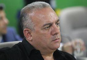 Walter Júnior, presidente do Treze