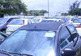 Leilão do Detran-PB terá 778 veículos