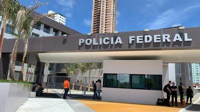 Sede da Polícia Federal na Paraíba, em João Pessoa