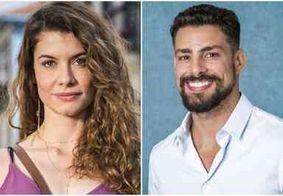 Alinne Moraes diz como se sente prestes a atuar com ex Cauã Reymond