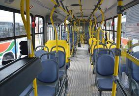 Gestante estava em um ônibus da linha 1500