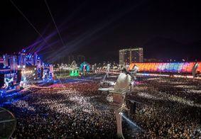 Evento reúne os maiores nomes da música mundial