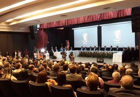 Toma posse novo presidente do Tribunal de Contas da Paraíba