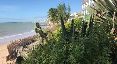 Praia do Bessa, em João Pessoa
