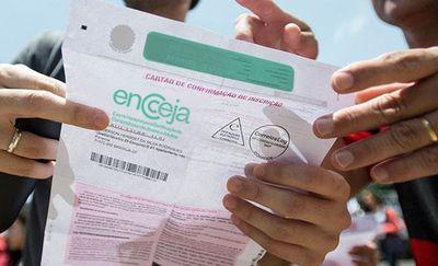 Inscrições do Encceja começam segunda (11) e rede estadual viabiliza aplicação de provas na PB