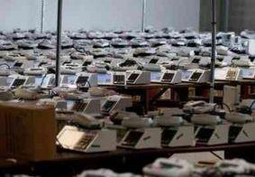 TSE confirma troca de 2,4 mil urnas no país