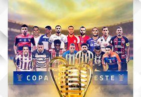 Copa do Nordeste volta no próximo dia 21 de Julho, com transmissão da TV Tambaú