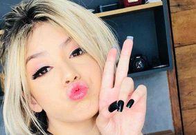 Após acordo com Felipe Neto, pai de Melody apaga Instagram da filha