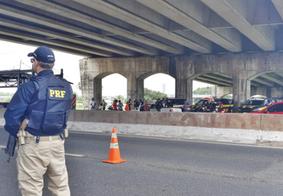 Com número de óbitos em alta, em relação a 2019, PRF inicia operação em rodovias da PB