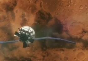 Sonda chinesa envia à Terra primeiras imagens da órbita de Marte