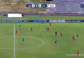 Altos vence 4 de Julho em 1º duelo piauiense da história na Copa do Nordeste