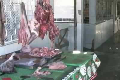 Vídeo: estudo revela que abatedouros da Paraíba tratam carnes no chão
