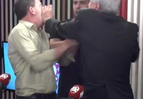 Famosos saem em defesa de Gleen Greenwald após agressão em programa ao vivo