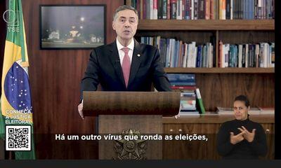Barroso pede que eleitores não deixem de ir às urnas no segundo turno