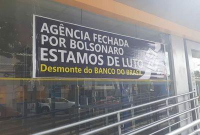 Três agências do Banco do Brasil são desativadas na Paraíba