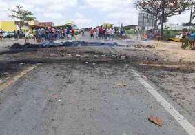 Moradores fecham rodovia em protesto após morte de criança de 8 anos, na PB