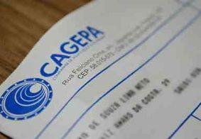 Veja como negociar as dívidas com até 100% de desconto da Cagepa na campanha que termina neste domingo (31)