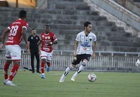 Botafogo-PB e Vila Nova empatam sem gols na 6º rodada da Série C