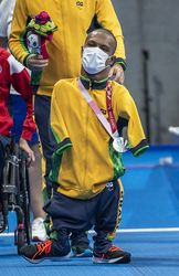 Gabriel Geraldo é dono do primeiro ouro brasileiro