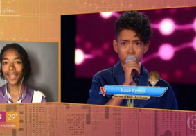 Campeão do The Voice Kids 2020 descobre cisto nas cordas vocais