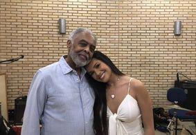 Vídeo mostra Juliette ensaiando música com Gilberto Gil e fãs ficam eufóricos
