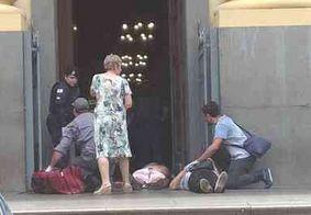 Cinco pessoas morrem em atentado na Catedral Metropolitana de Campinas