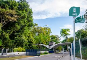 Campus I da Universidade Federal da Paraíba, em João Pessoa.