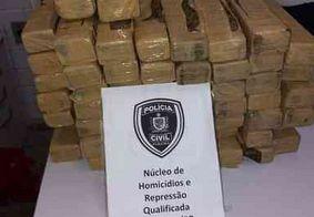 Operação prende suspeito de tráfico de drogas em Cabedelo