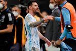 Confira os jogos desta segunda-feira (21) pela Copa América