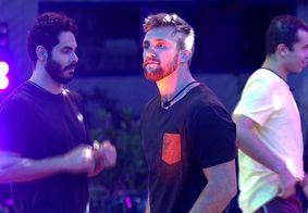 Arthur briga com Juliette durante Prova do Líder: 'Muito chata'