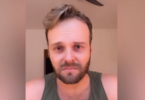 """Vídeo de ator paraibano sobre pandemia viraliza: """"Juro que não tive culpa"""""""