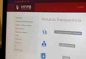 Lei fixa normas sobre informações obrigatórias nos portais de transparência da PB