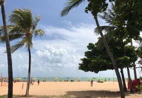 Praia de Cabo Branco, em João Pessoa