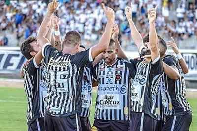 Botafogo-PB elimina a Tombense-MG nos pênaltis e segue na Copa do Brasil