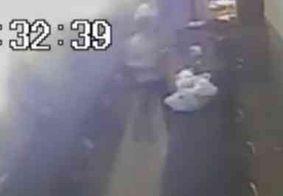Câmera de segurança registrou assassinato de radialista em Campina Grande