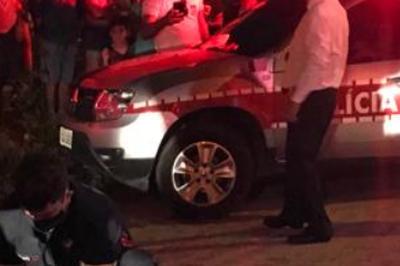 Homem é baleado próximo a residencial em João Pessoa
